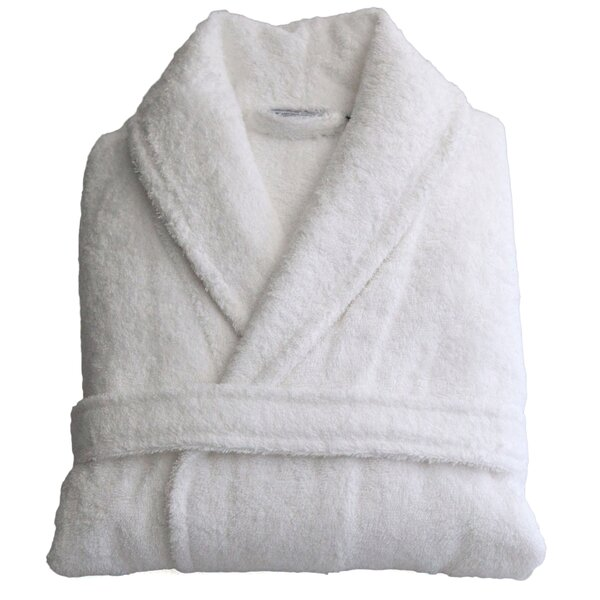 Eulalia 100% Turkish Cotton Bathrobe by The Twille